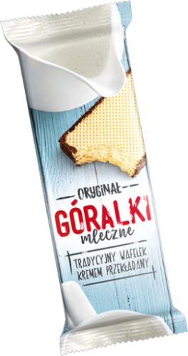 Goralki Milk Wafer 50g (Poland)